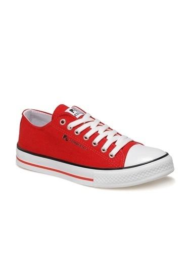 Lumberjack Erkek Kırmızı Sneakers 100917814  Kırmızı